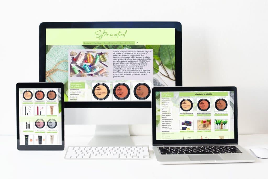 boutique en ligne de vente de bijoux